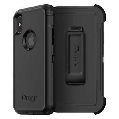 iphone x defender 2 black