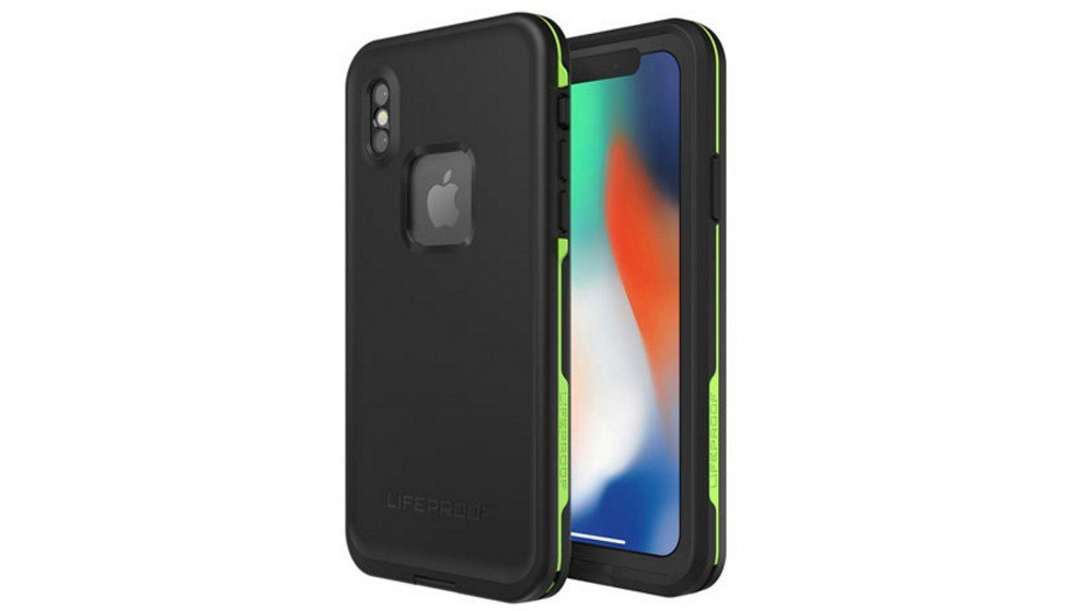 newest 067bb 6ad7b LIFEPROOF FRĒ CASE FOR iPHONE X - Nite Lite