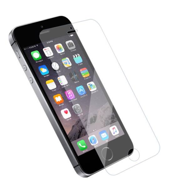 size 40 c666f 2a287 Tempered Glass Screen Protector for iPhone 5/5s/5c/SE