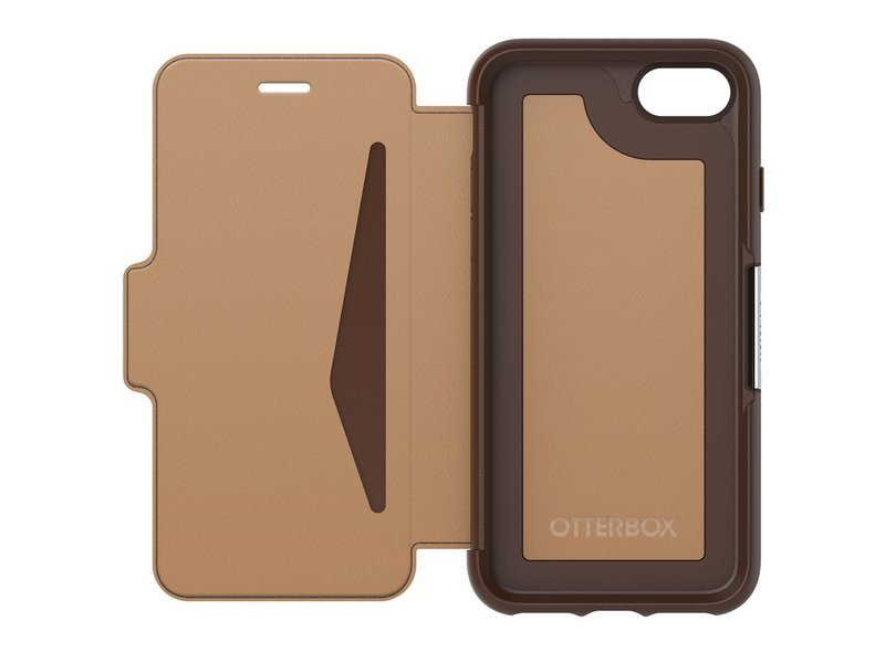 sale retailer 8636d 1275e OTTERBOX STRADA CASE FOR IPHONE 7 PLUS & 8 PLUS
