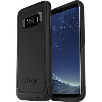 otterbox commuter series case galaxy s8 black 77 54542 iset