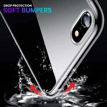 Crystal Clear iiCase iphone case protective 4
