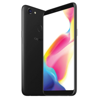 oppo a73 black angle