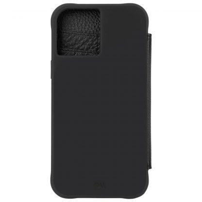 cmi iPhone 12 Wallet Folio Black CM043516 00 01WOD 62782.1602658920