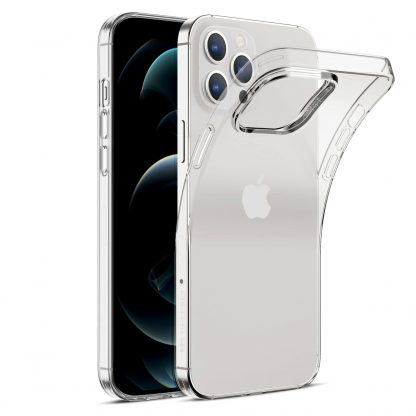 iPhone 12 Pro Project Zero Slim Clear Case
