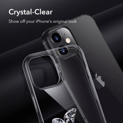 iPhone 1212 Pro Project Zero Slim Clear Case 8